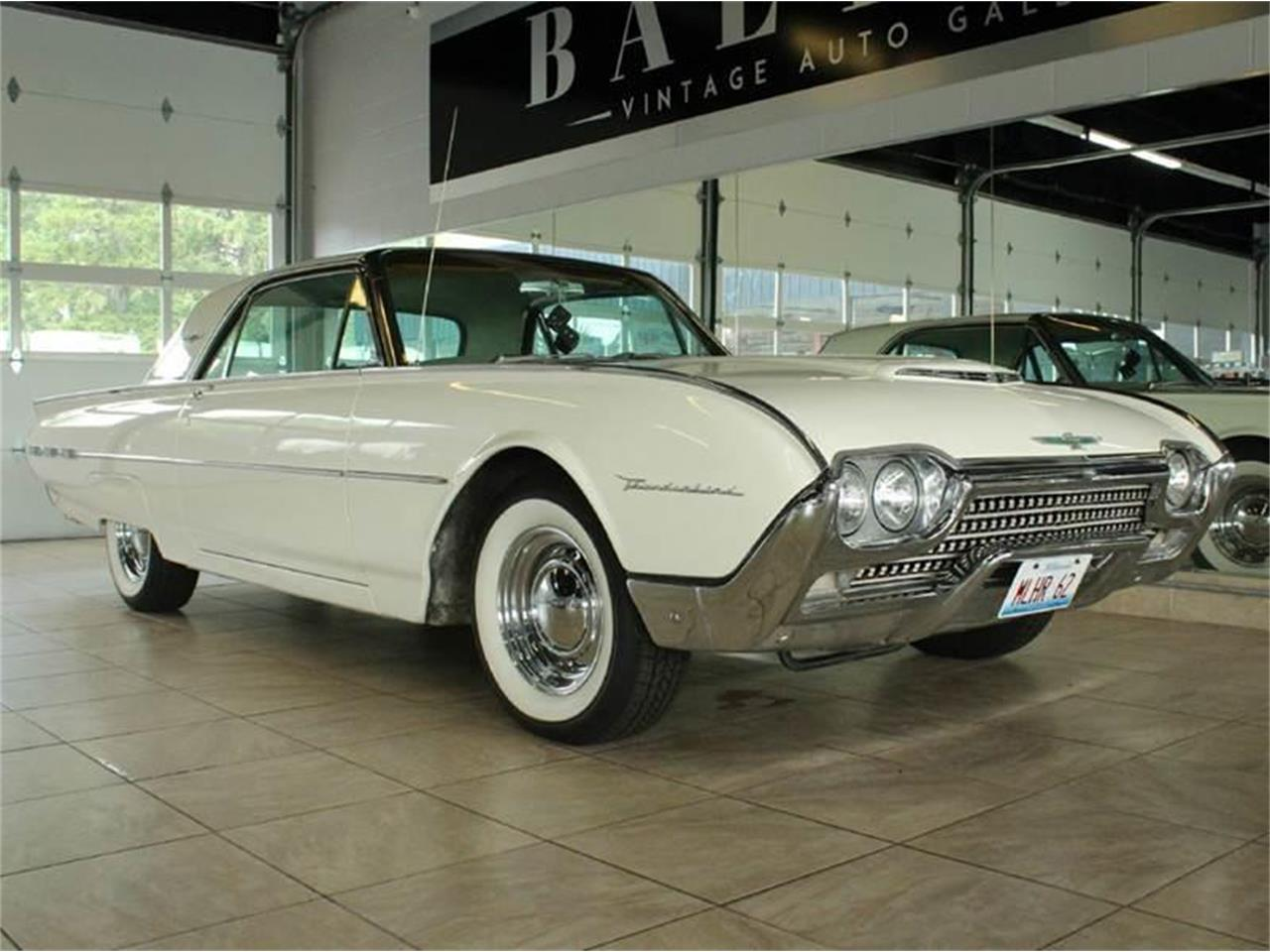 Large Picture of Classic 1962 Thunderbird located in St. Charles Illinois - $15,900.00 - J33F