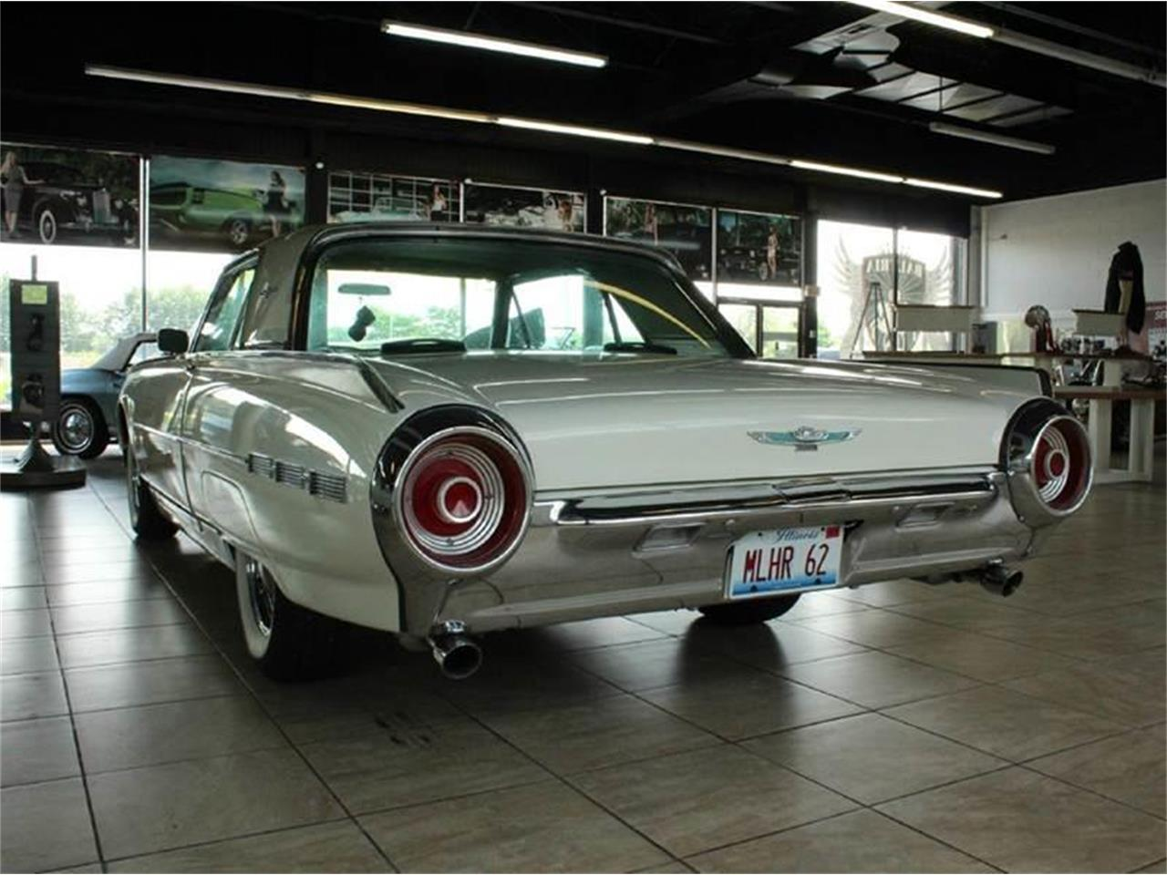 Large Picture of Classic 1962 Ford Thunderbird located in St. Charles Illinois Offered by Baltria Vintage Auto Gallery - J33F