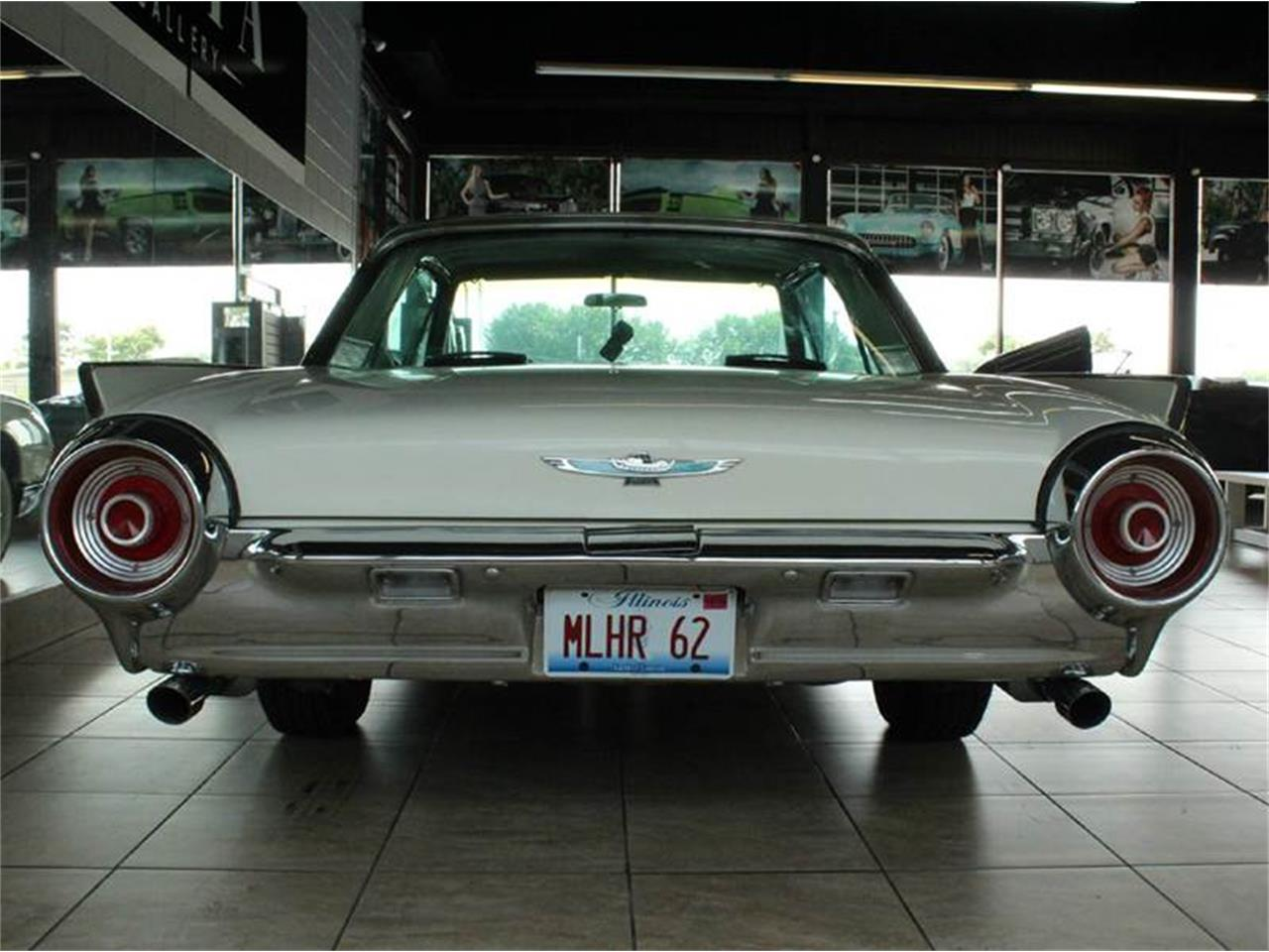 Large Picture of Classic 1962 Thunderbird - $15,900.00 - J33F