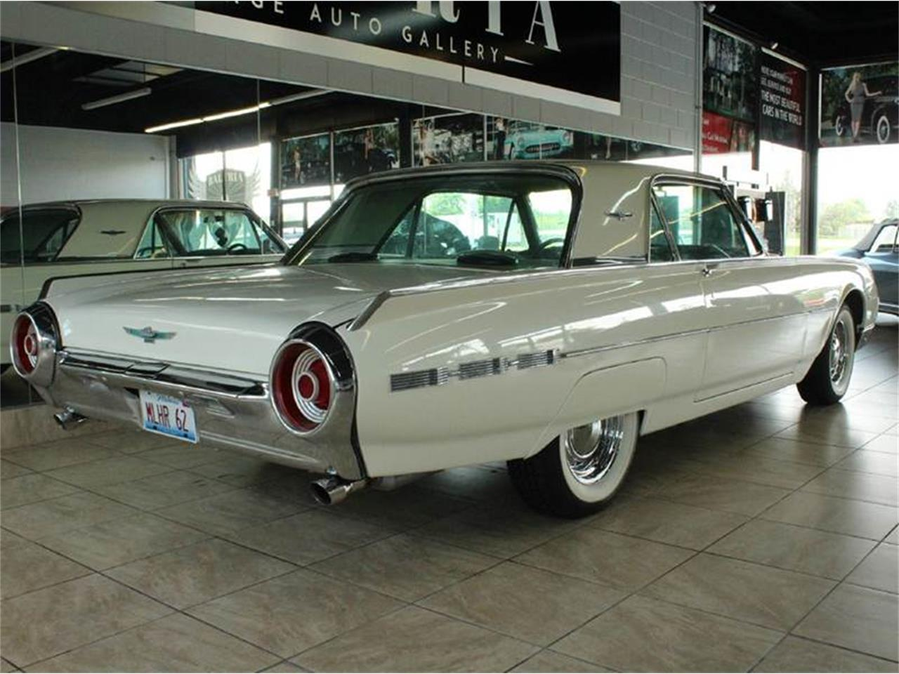 Large Picture of Classic '62 Thunderbird located in St. Charles Illinois Offered by Baltria Vintage Auto Gallery - J33F