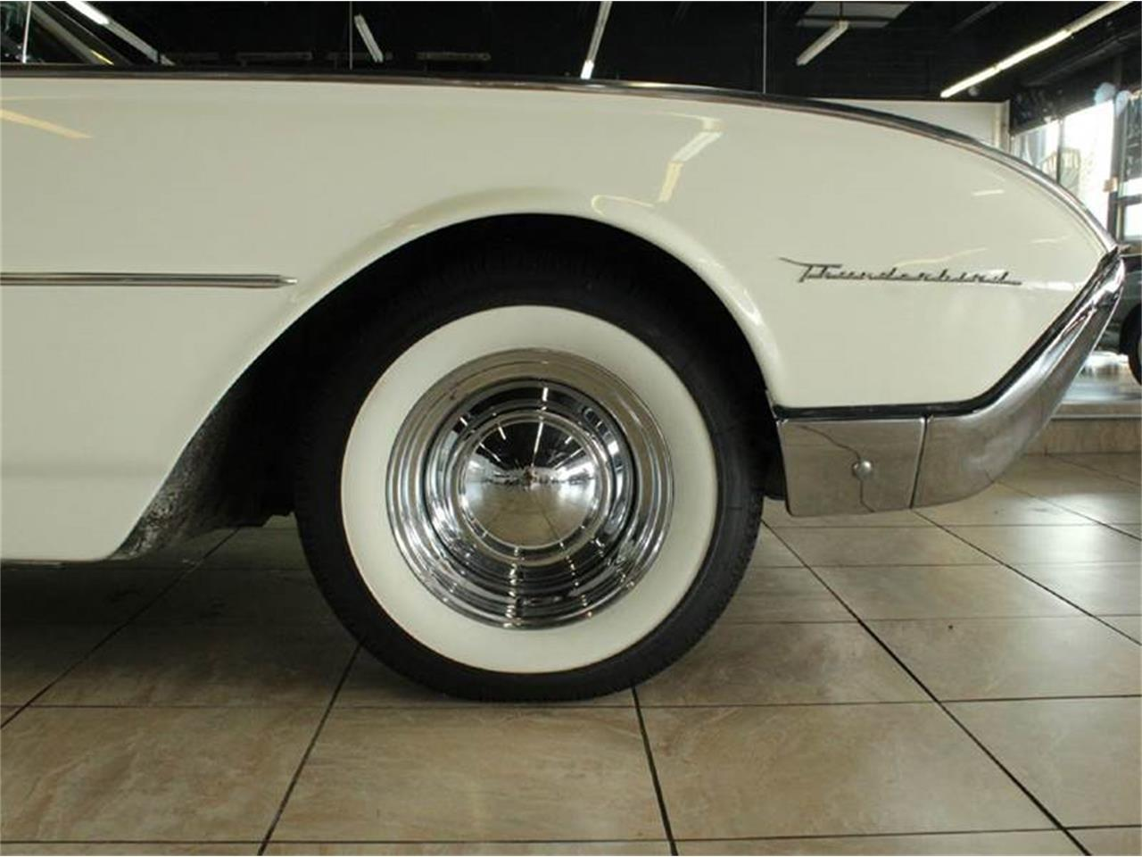 Large Picture of Classic '62 Ford Thunderbird located in St. Charles Illinois - $15,900.00 Offered by Baltria Vintage Auto Gallery - J33F