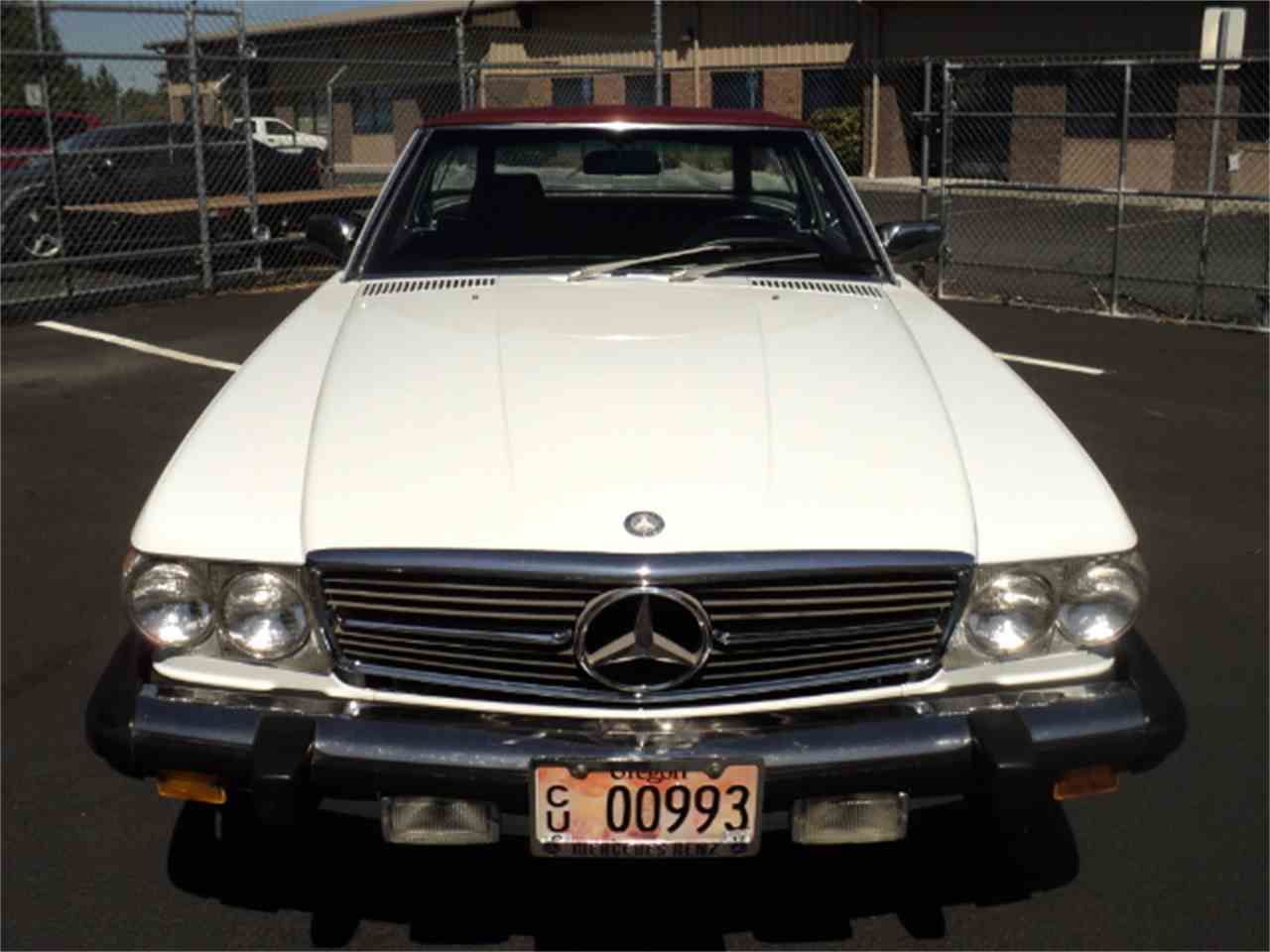 Large Picture of '87 560SL - J6ED