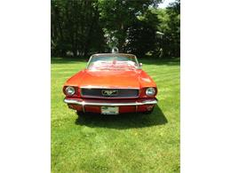 Picture of 1966 Ford Mustang - J6KE