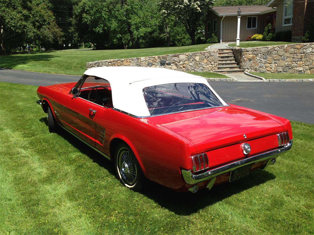 Large Picture of Classic '66 Mustang Offered by a Private Seller - J6KE
