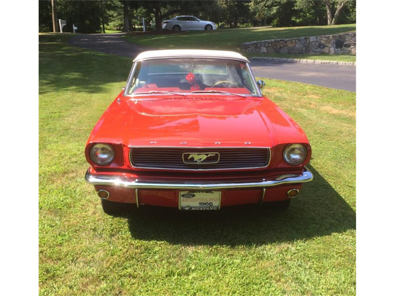 Large Picture of Classic '66 Ford Mustang located in Stamford Connecticut - $22,000.00 - J6KE