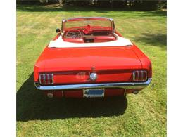 Picture of 1966 Mustang located in Stamford Connecticut - $22,000.00 Offered by a Private Seller - J6KE