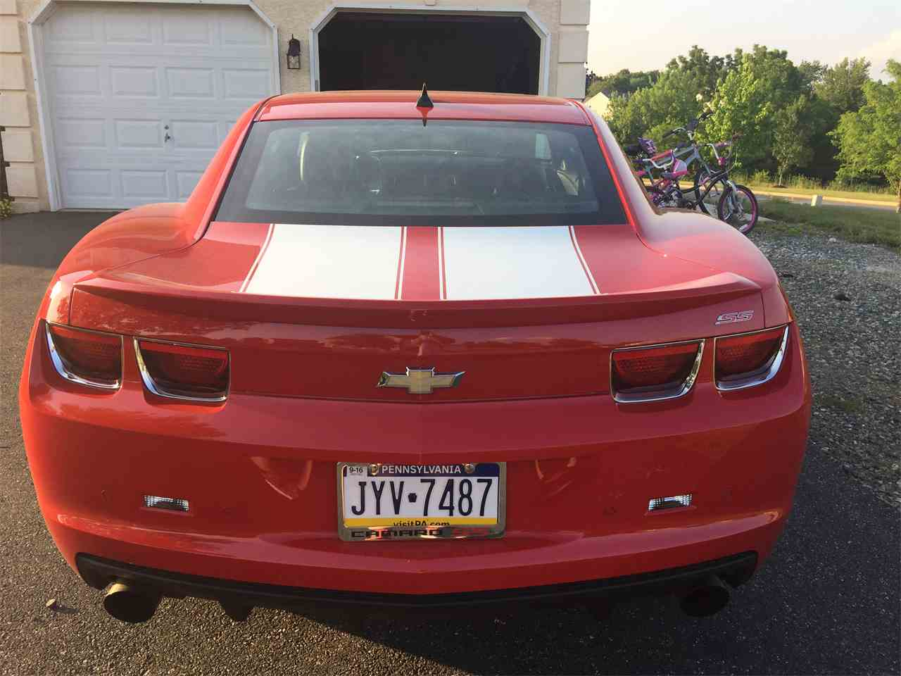 Large Picture of '11 Camaro SS - J6KU