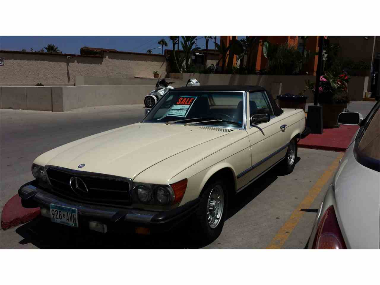 Large Picture of '85 380SL - J6KW