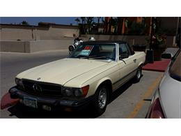 Picture of '85 380SL - J6KW