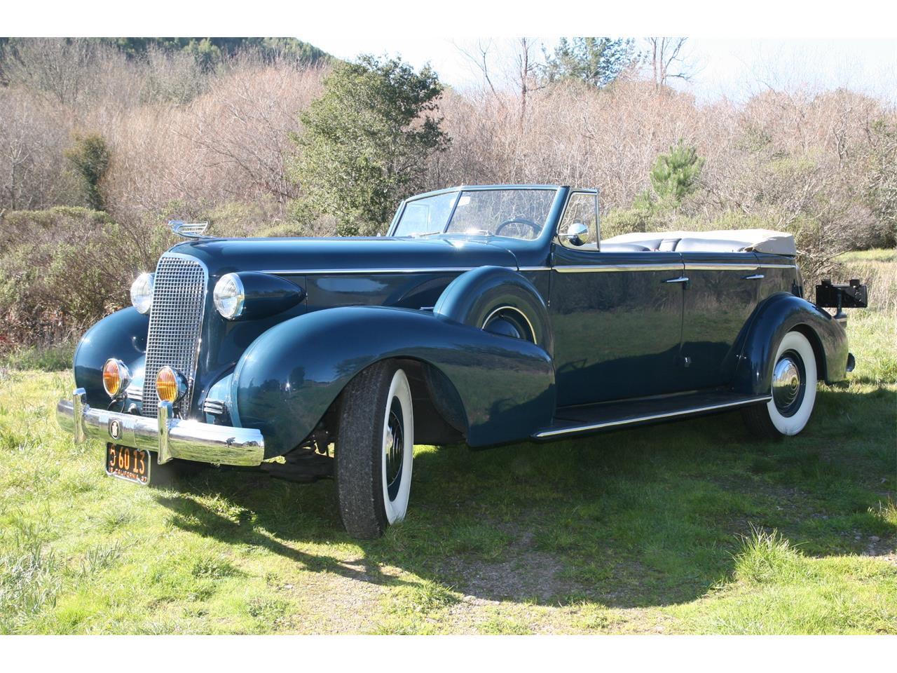 1937 Cadillac Series 7529 for Sale | ClassicCars.com | CC-895023