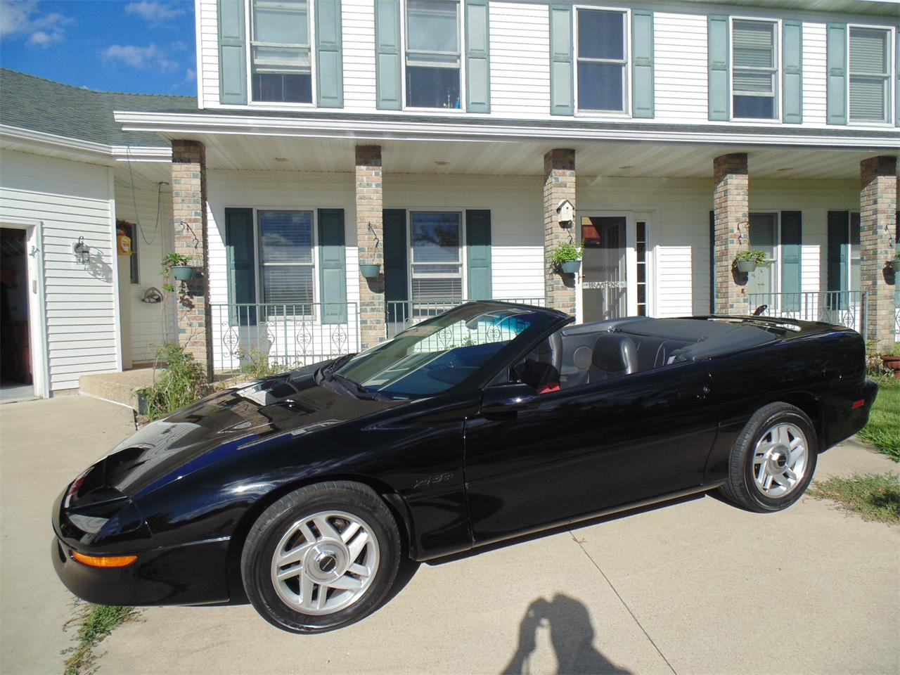 Large Picture of '95 Z-28 Camaro Convertible - J6LX