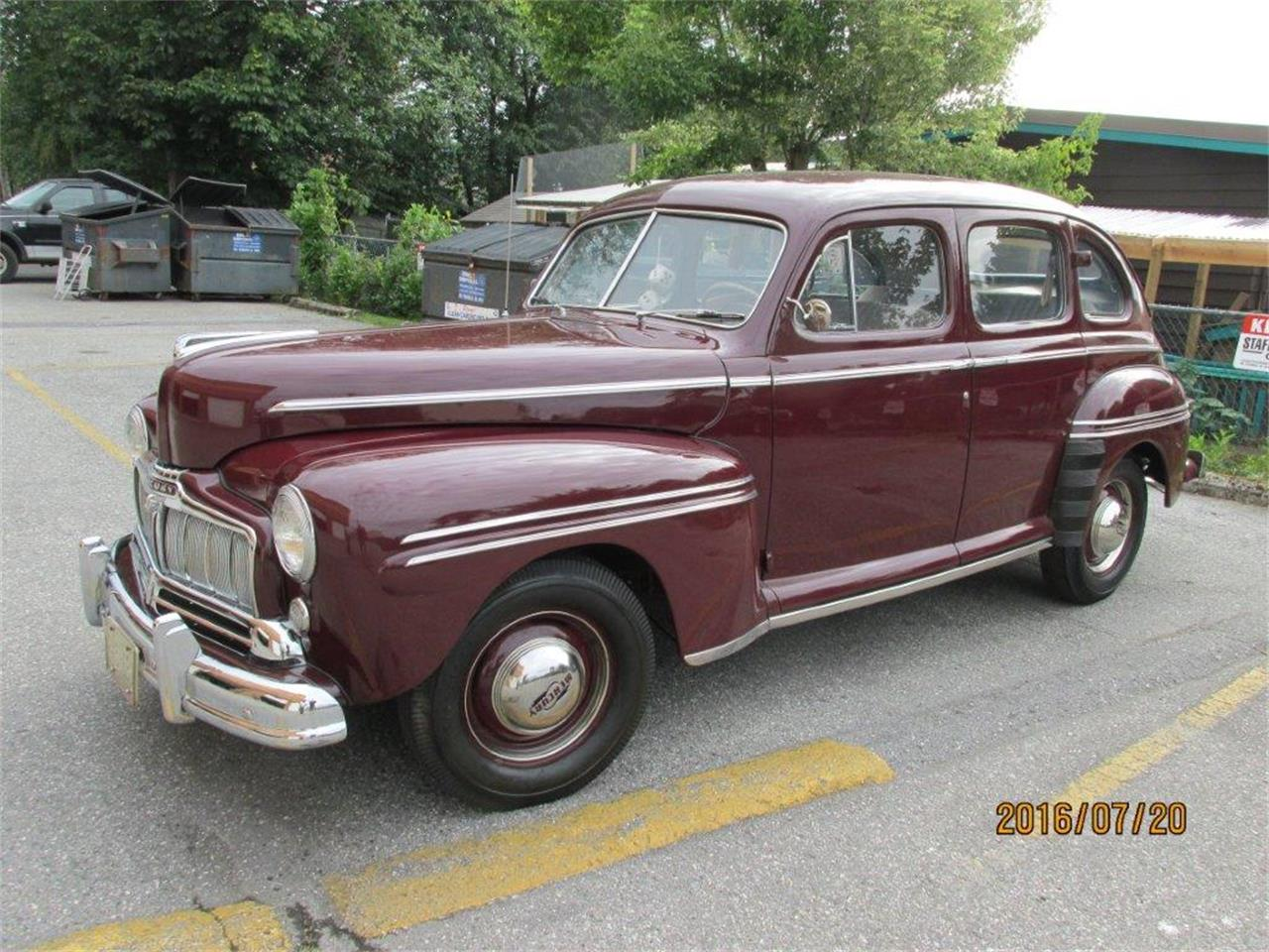 1947 Mercury 114X for Sale | ClassicCars.com | CC-895072