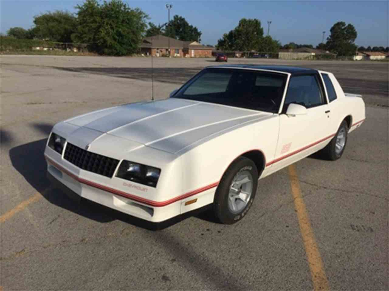 Large Picture of '87 Monte Carlo SS Aerocoupe - J6NU