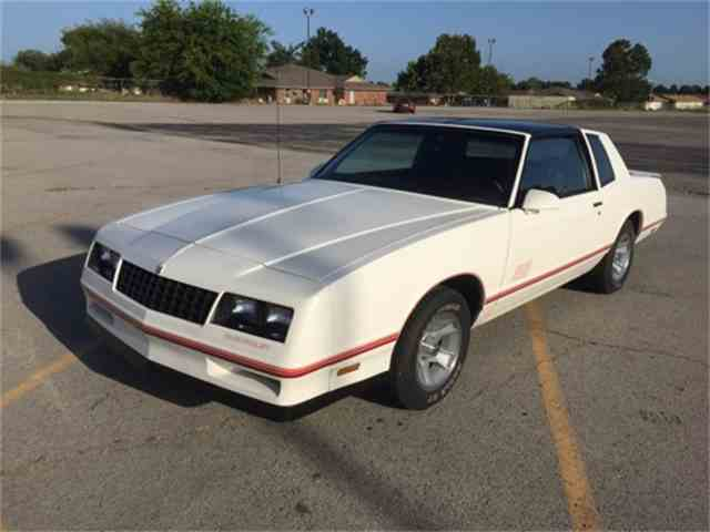 Picture of '87 Chevrolet Monte Carlo SS Aerocoupe - $21,500.00 Offered by a Private Seller - J6NU