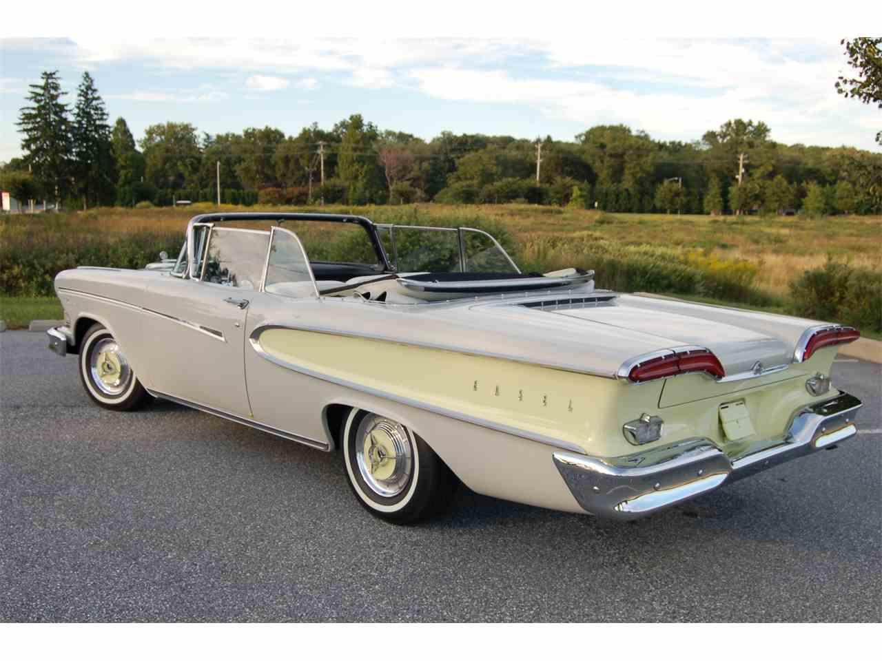 1958 Edsel Pacer for Sale | ClassicCars.com | CC-895114