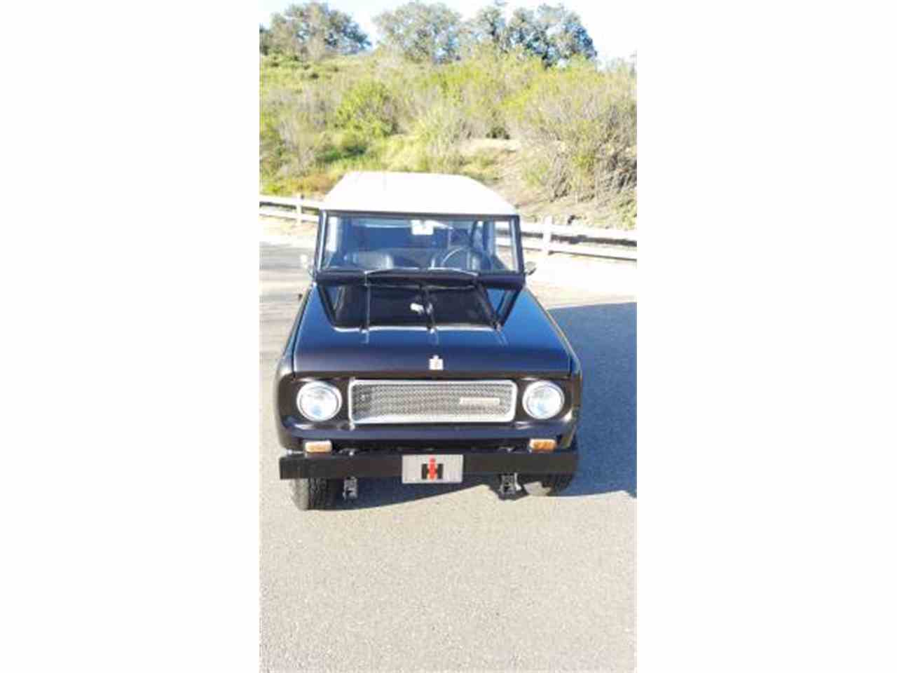 Large Picture of '67 Scout - J6OD