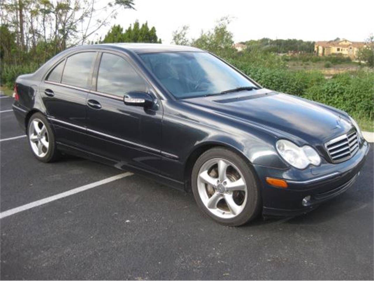 2004 Mercedes Benz C230 Kompressor Coupe For Sale Classiccars Com