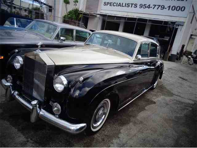 Picture of '61 Silver Cloud II - J6RC