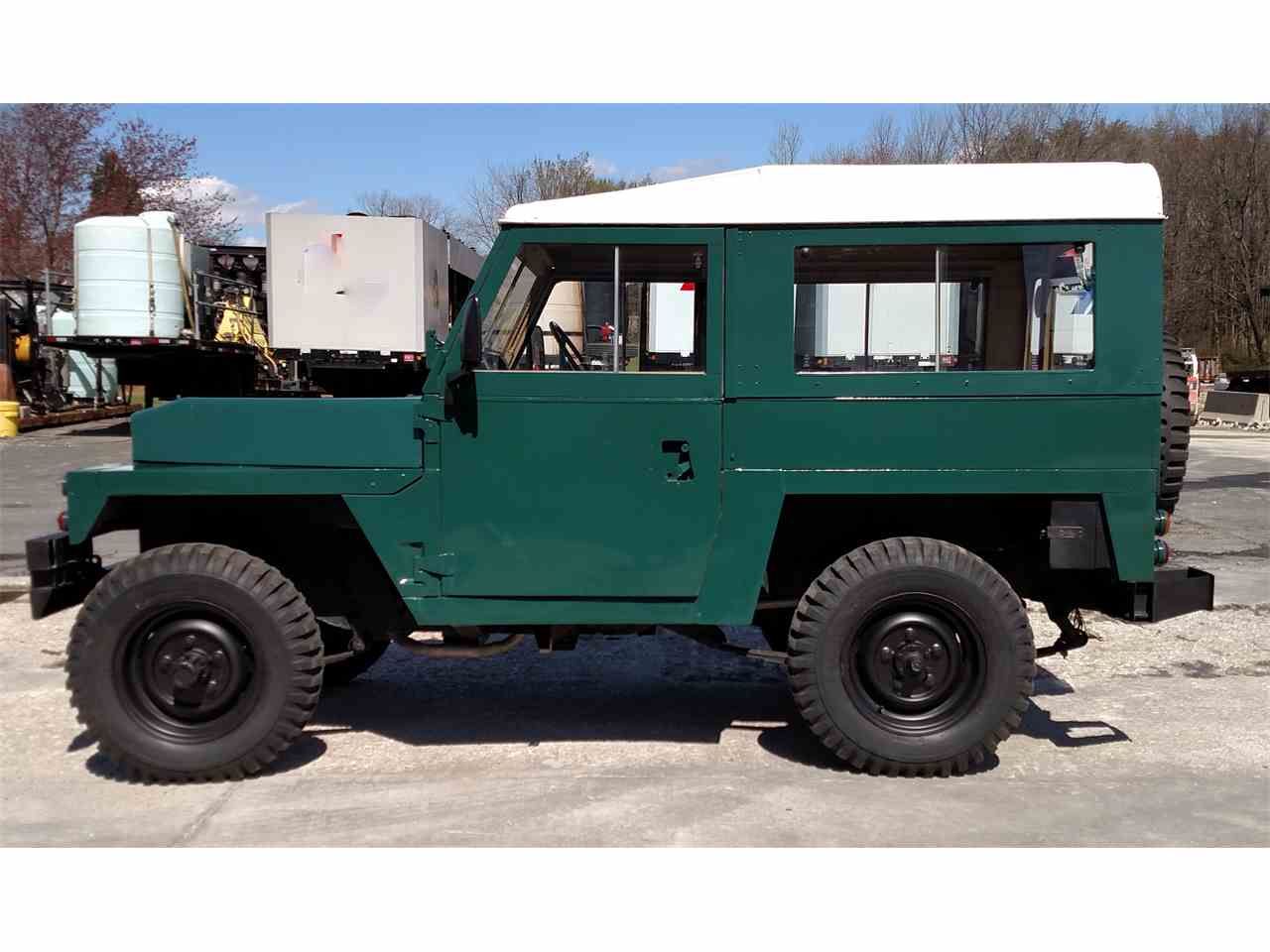 Large Picture of '74 Series IIA - J6RN