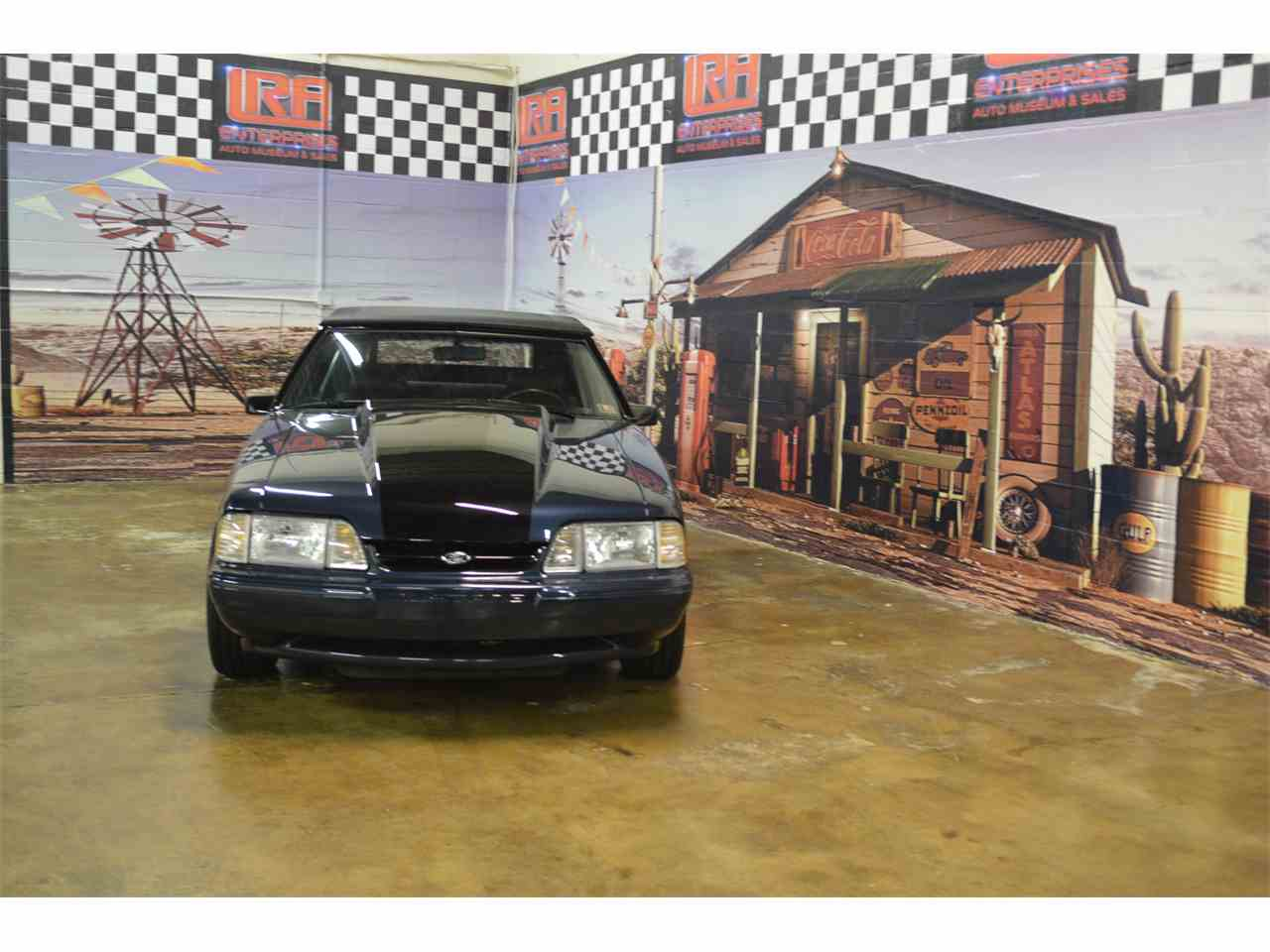 Large Picture of '87 Mustang - J6RU