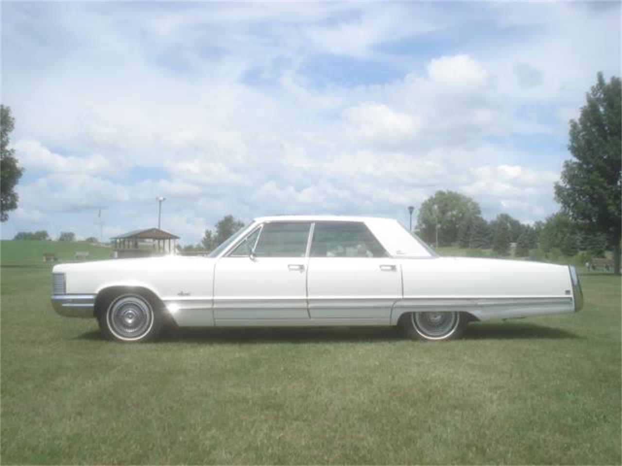 Large Picture of Classic 1968 Imperial located in MIlbank South Dakota Offered by Gesswein Motors - J6RX