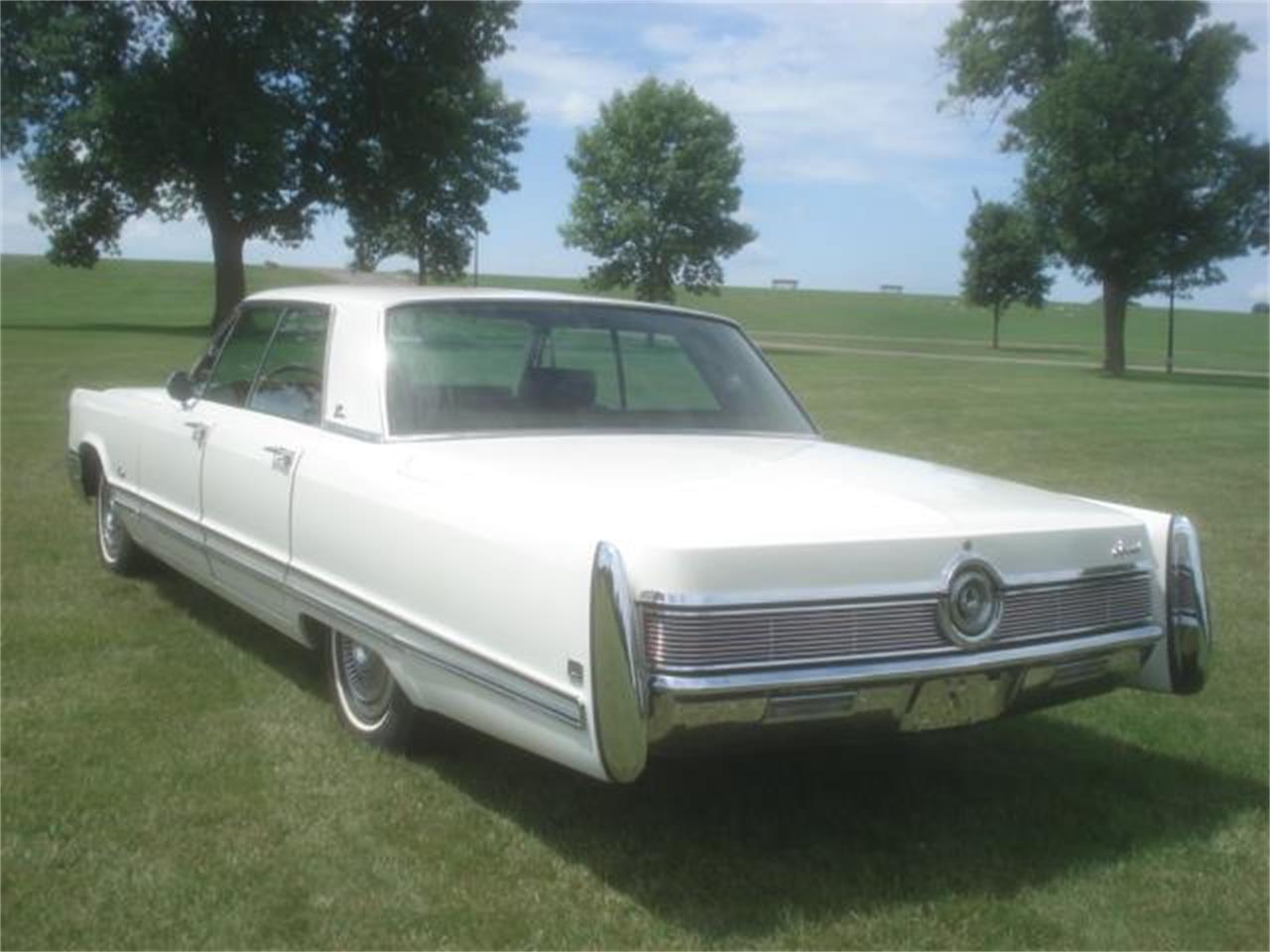Large Picture of 1968 Imperial located in MIlbank South Dakota Offered by Gesswein Motors - J6RX