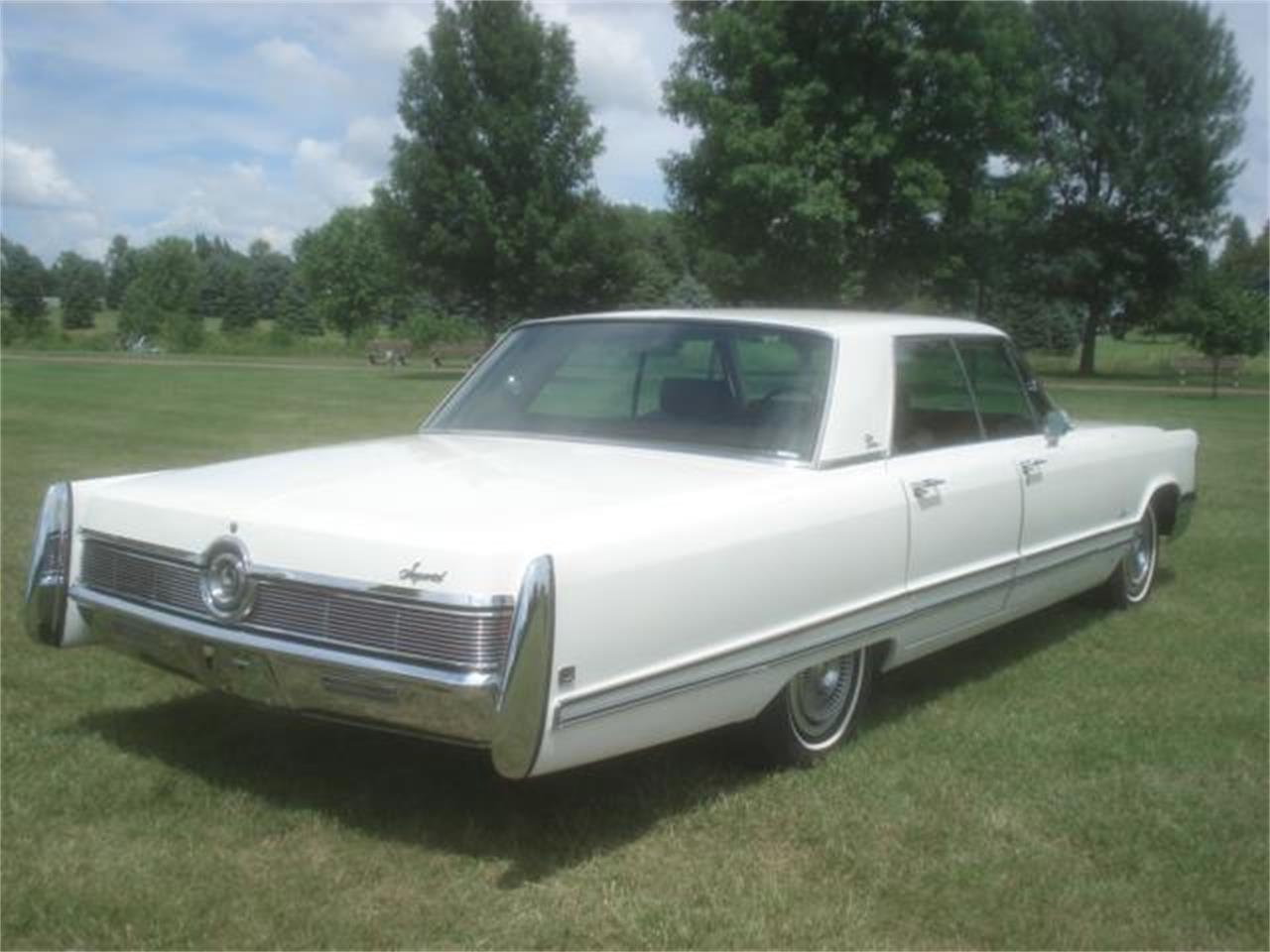 Large Picture of 1968 Imperial - $14,250.00 Offered by Gesswein Motors - J6RX