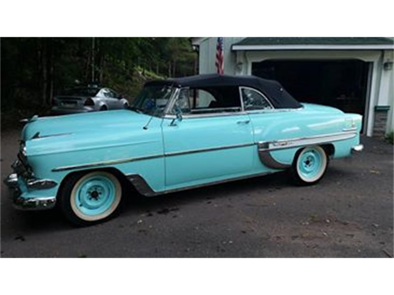 Large Picture of Classic '54 Bel Air  located in Pennsylvania - $30,000.00 Offered by a Private Seller - J6SA