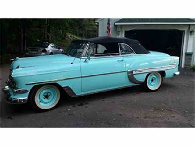 Picture of Classic 1954 Bel Air - $30,000.00 Offered by a Private Seller - J6SA