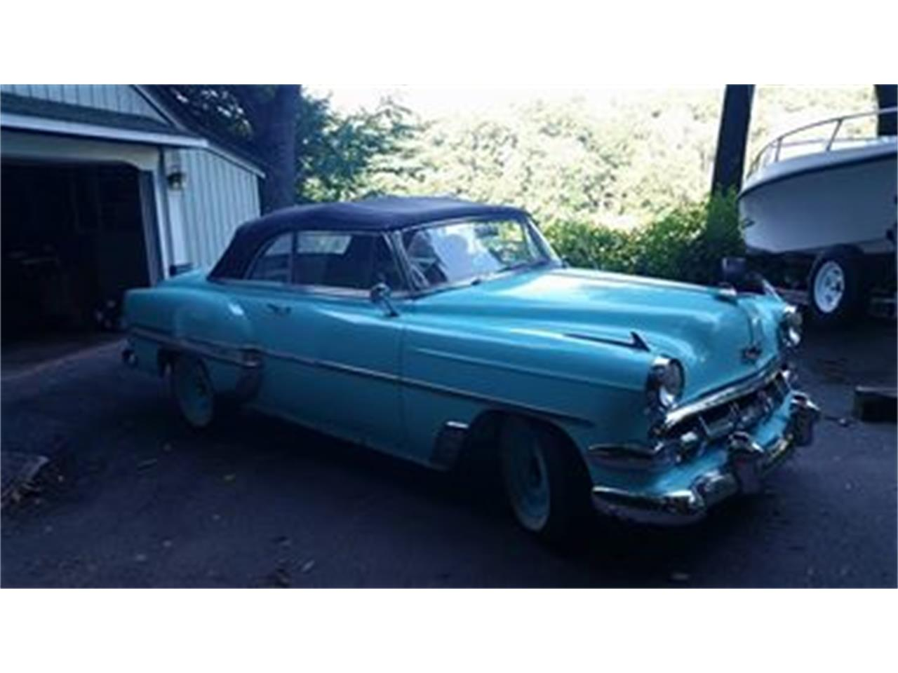 Large Picture of Classic 1954 Chevrolet Bel Air  located in Beach Lake Pennsylvania - J6SA