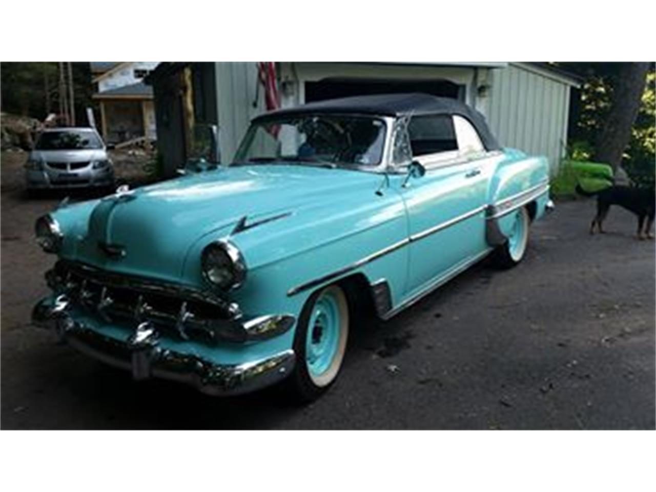 Large Picture of '54 Chevrolet Bel Air  located in Pennsylvania - $30,000.00 - J6SA