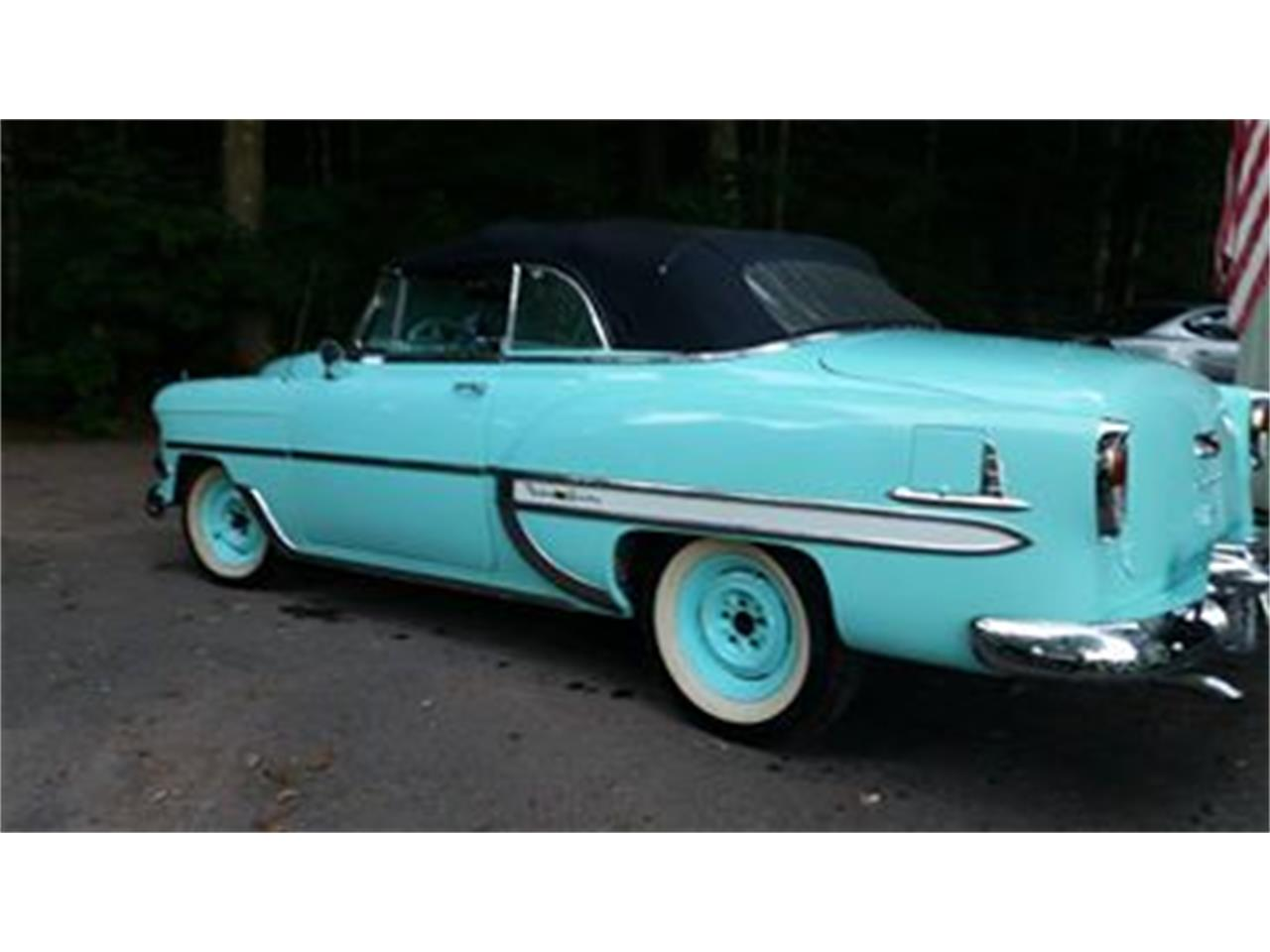 Large Picture of '54 Chevrolet Bel Air  - J6SA