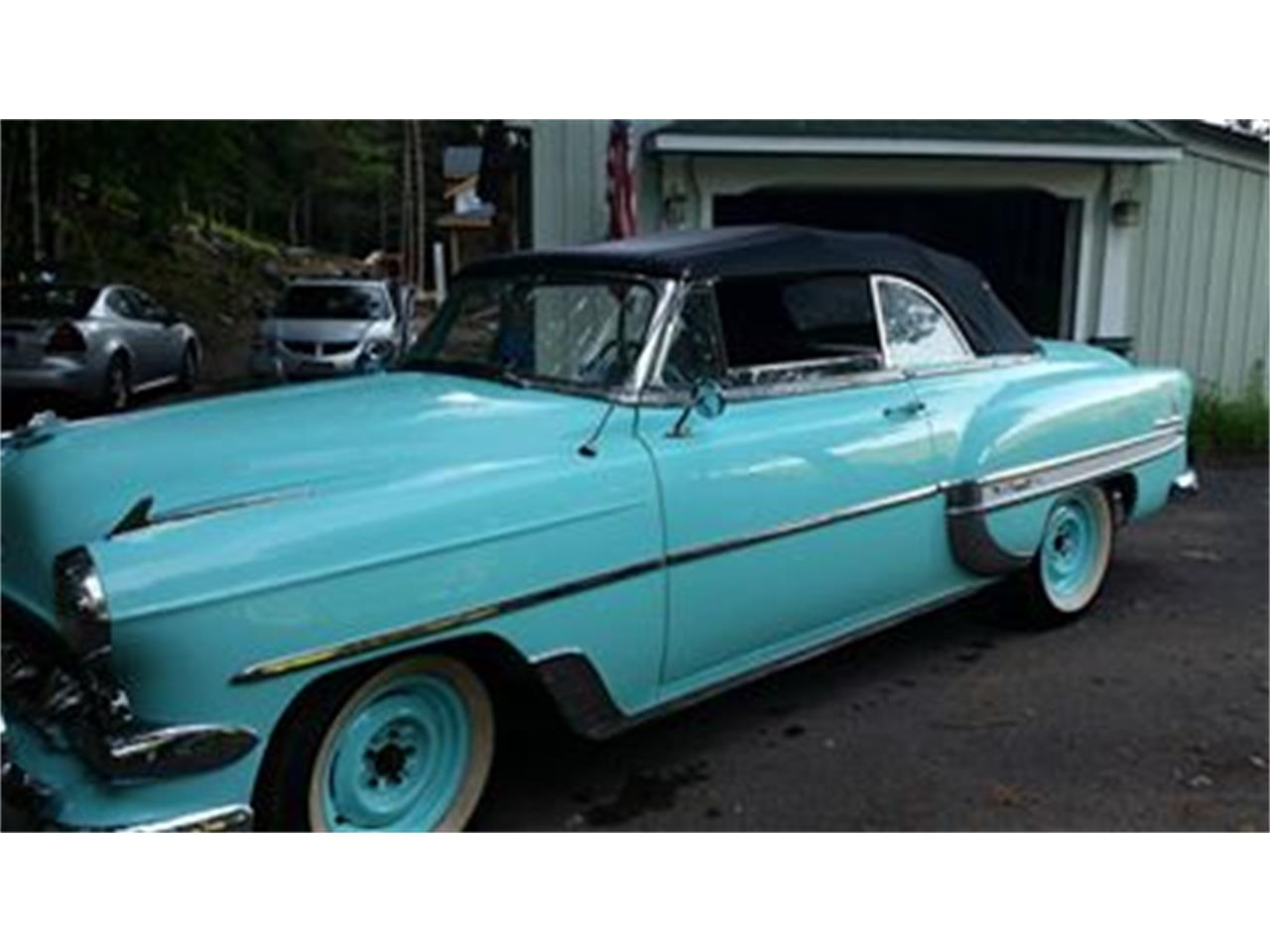 Large Picture of '54 Bel Air  - $30,000.00 Offered by a Private Seller - J6SA
