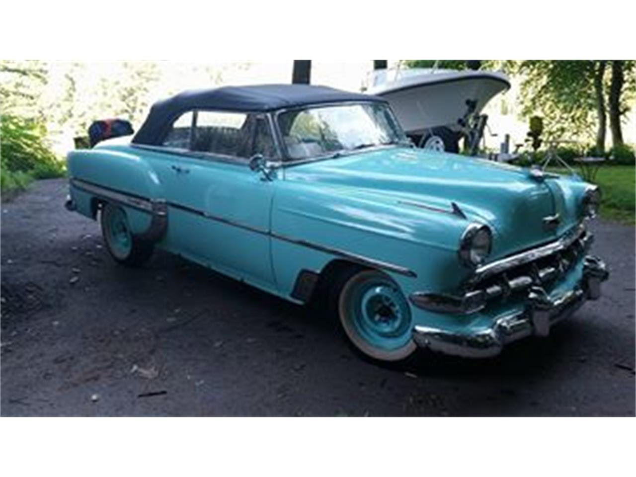 Large Picture of Classic 1954 Chevrolet Bel Air  Offered by a Private Seller - J6SA