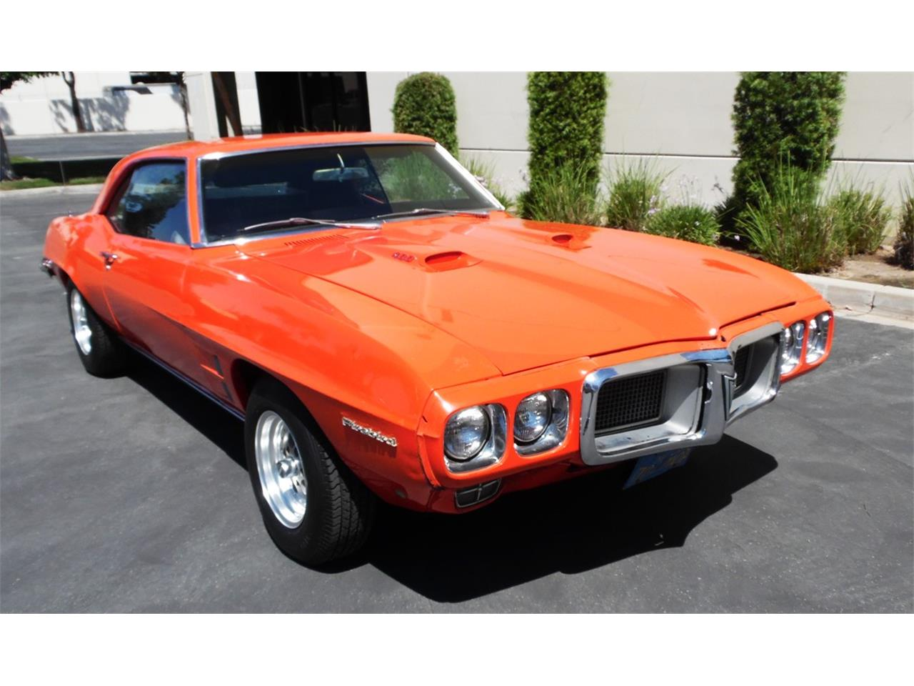 Large Picture of '69 Firebird Offered by Play Toys Classic Cars - J6SG