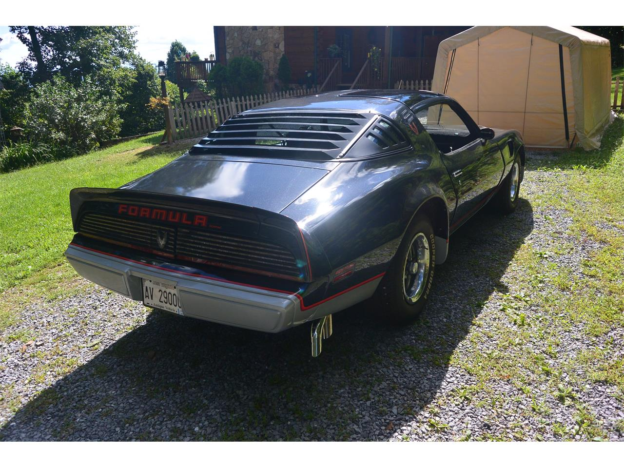 Large Picture of '81 Pontiac Firebird Formula - $16,000.00 Offered by a Private Seller - J6SR