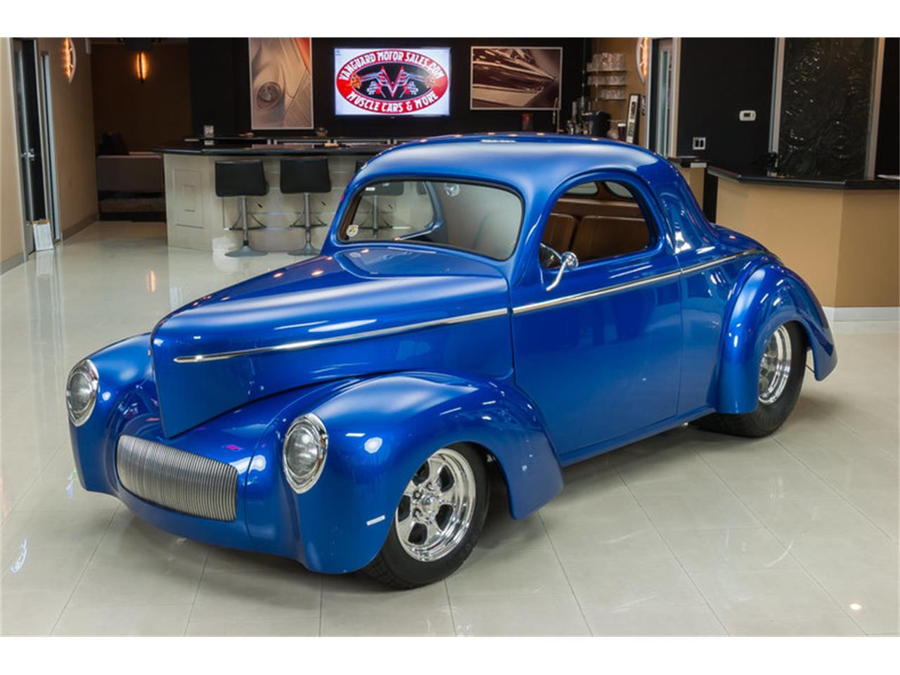 1941 Willys Coupe Street Rod For Sale Cc 895391 Plymouth Pro Large Picture Of 41 Located In Michigan 7490000 Offered