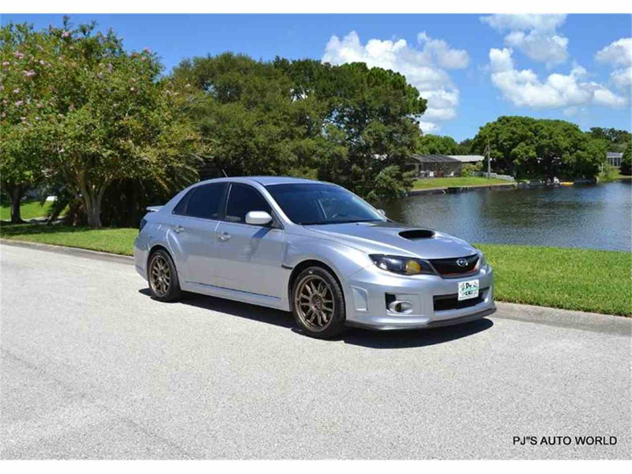 Large Picture of '13 Impreza located in Clearwater Florida - J6WM