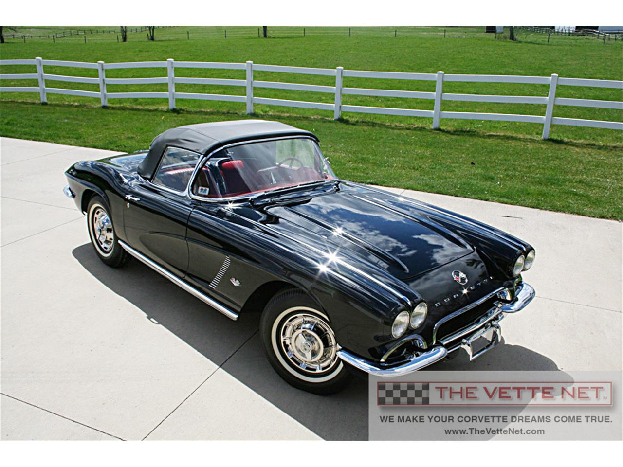 Large Picture of Classic 1962 Corvette located in Florida - $84,990.00 Offered by The Vette Net - J6WO