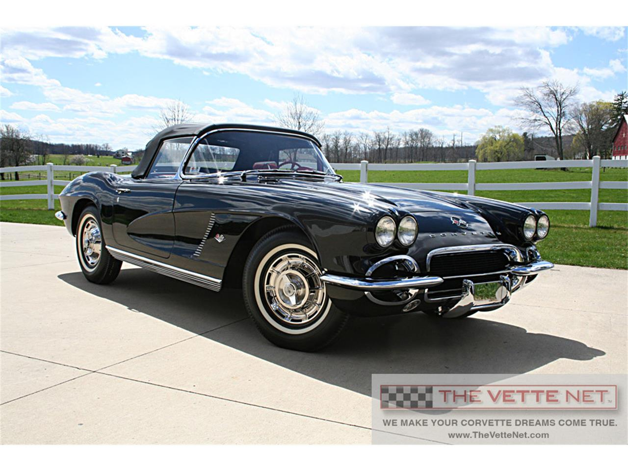Large Picture of '62 Corvette Offered by The Vette Net - J6WO