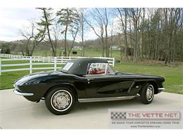 Picture of Classic '62 Corvette Offered by The Vette Net - J6WO
