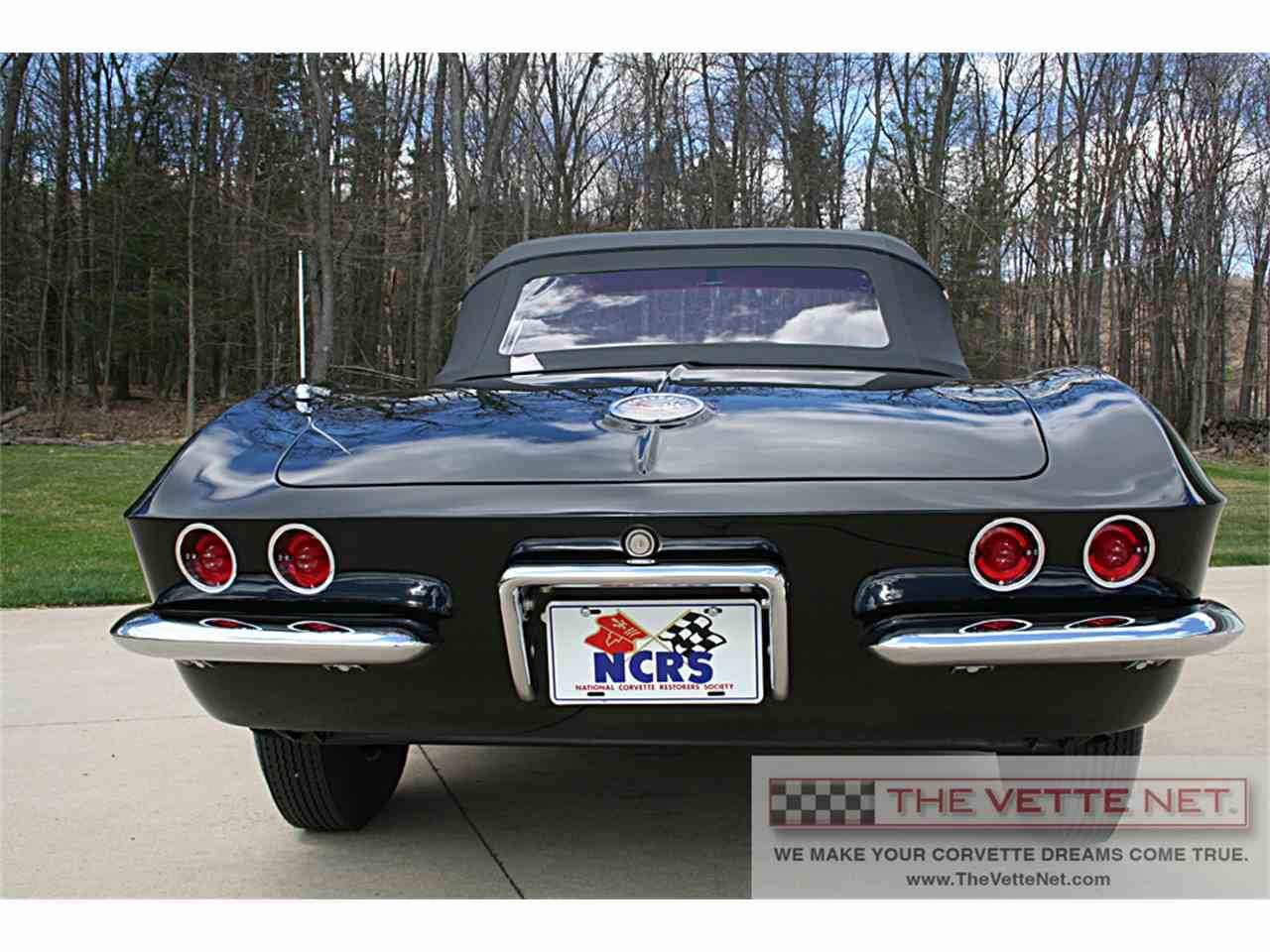 Large Picture of '62 Corvette - J6WO