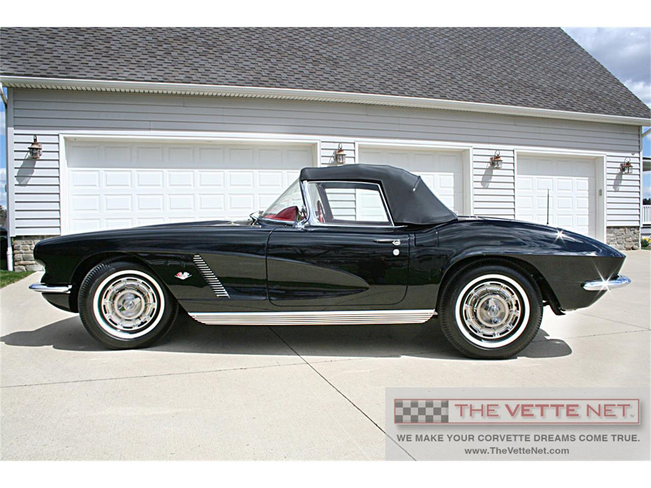 Large Picture of Classic '62 Chevrolet Corvette Offered by The Vette Net - J6WO