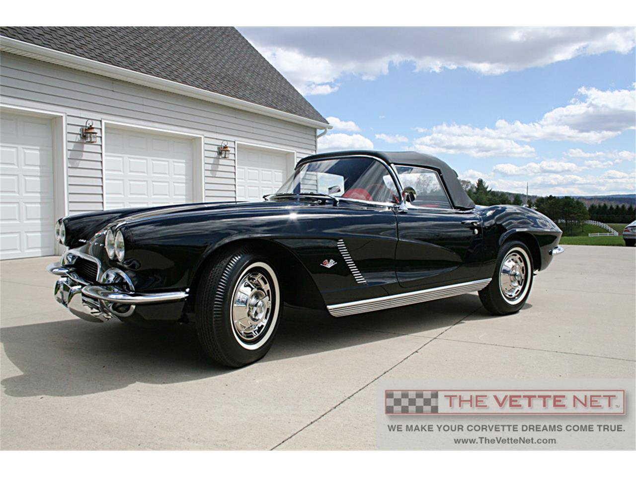 Large Picture of Classic '62 Corvette Offered by The Vette Net - J6WO
