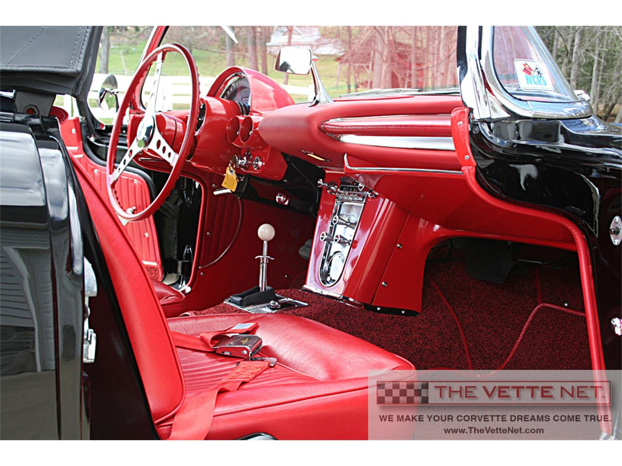 Large Picture of Classic '62 Chevrolet Corvette located in Sarasota Florida - $84,990.00 Offered by The Vette Net - J6WO