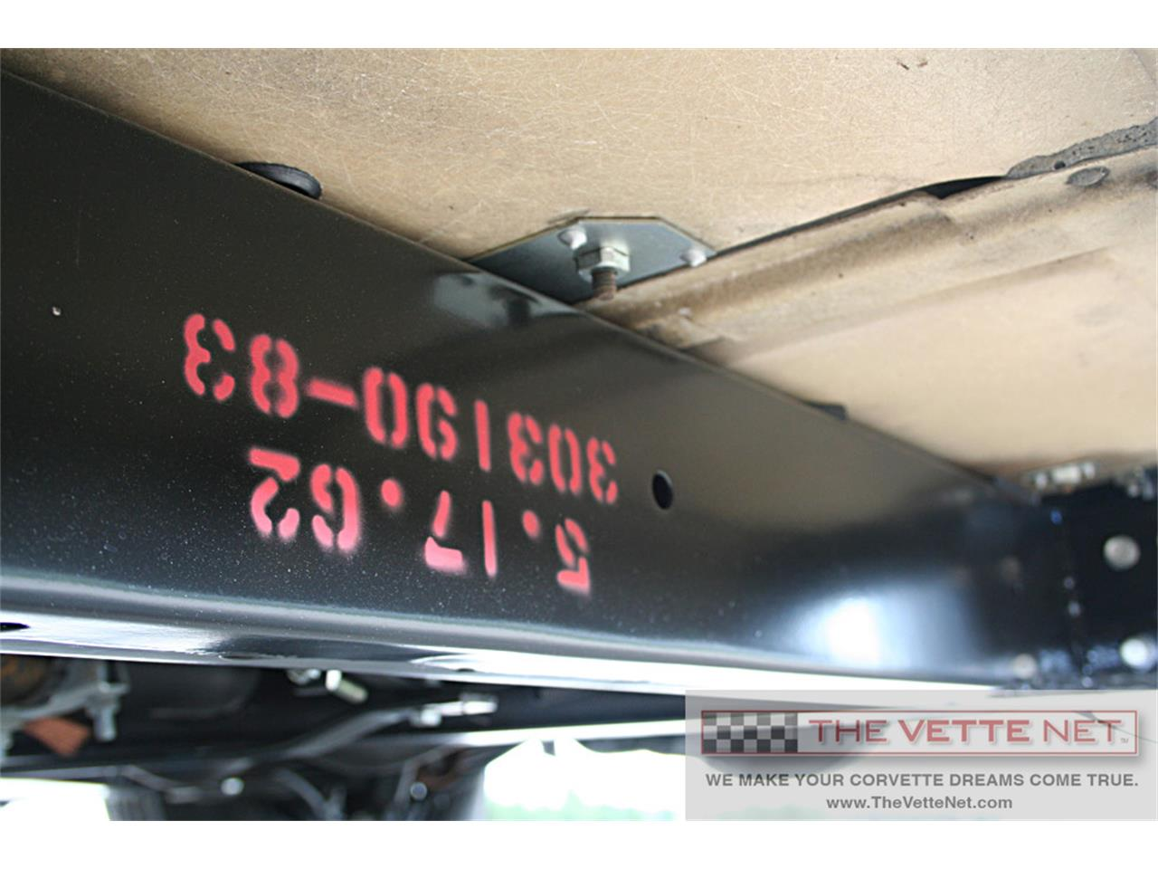 Large Picture of '62 Corvette located in Florida Offered by The Vette Net - J6WO