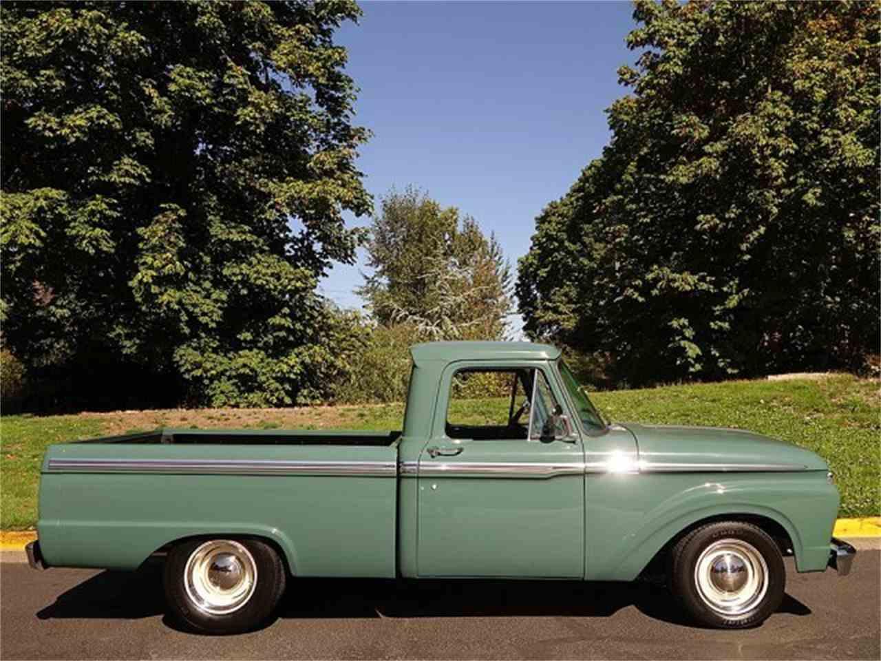 1966 ford f100 for sale cc 895445. Black Bedroom Furniture Sets. Home Design Ideas