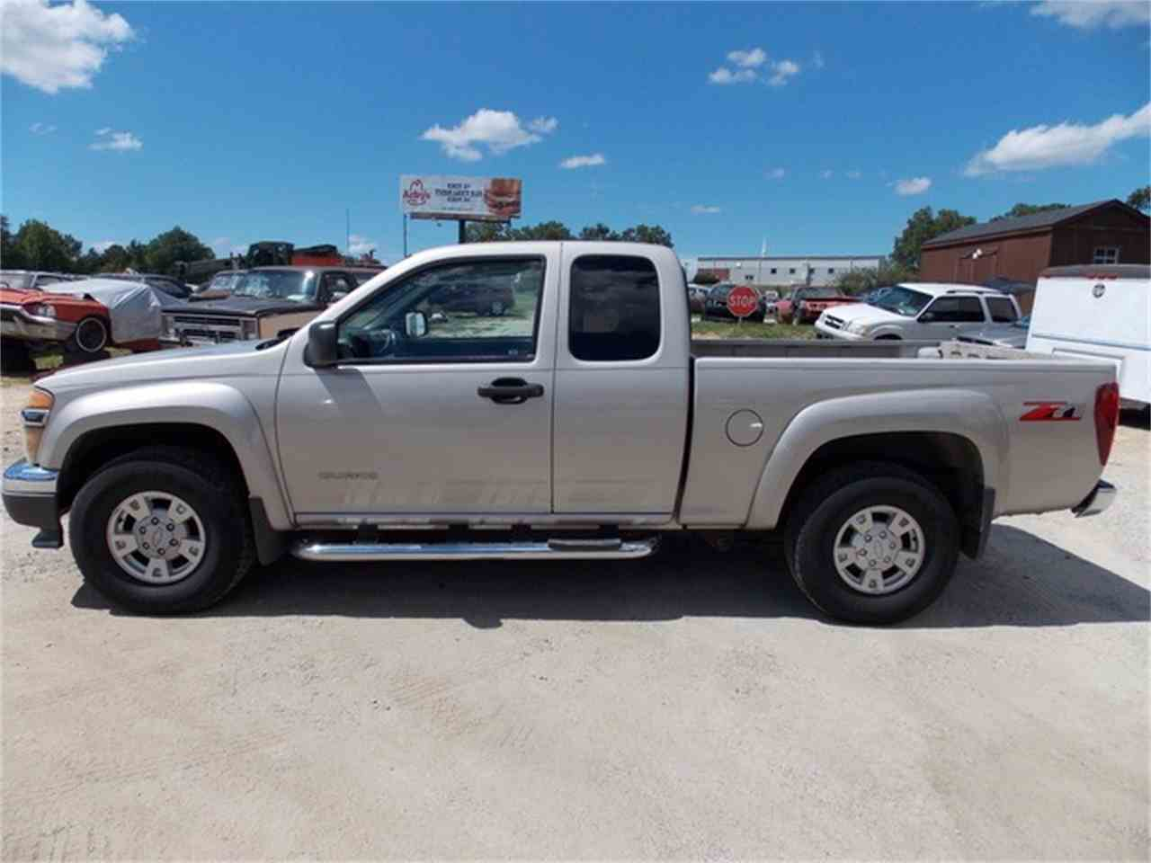 Large Picture of '05 Colorado - J708
