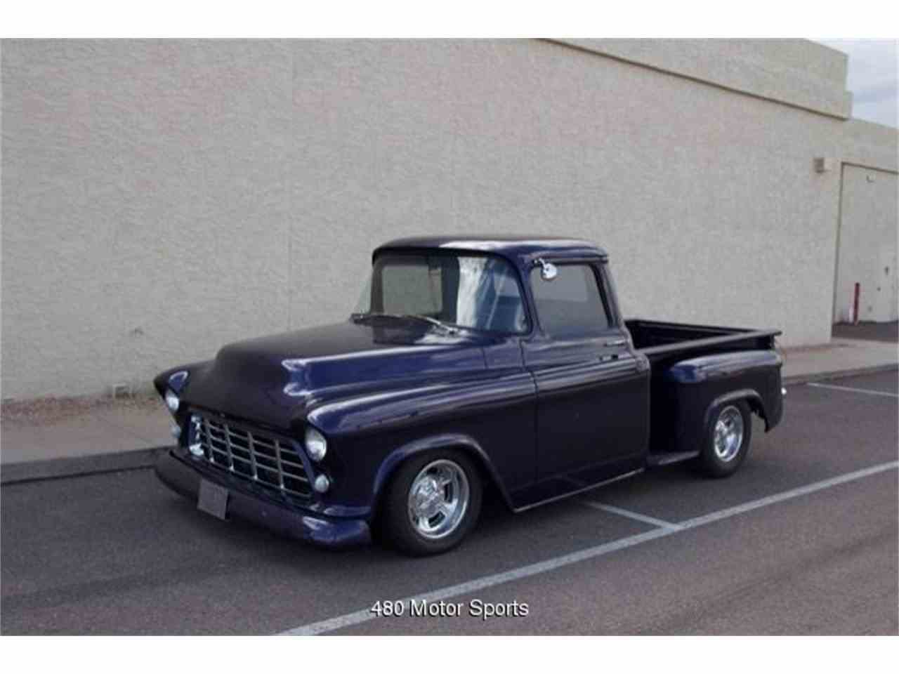 Large Picture of '55 Pickup - J715