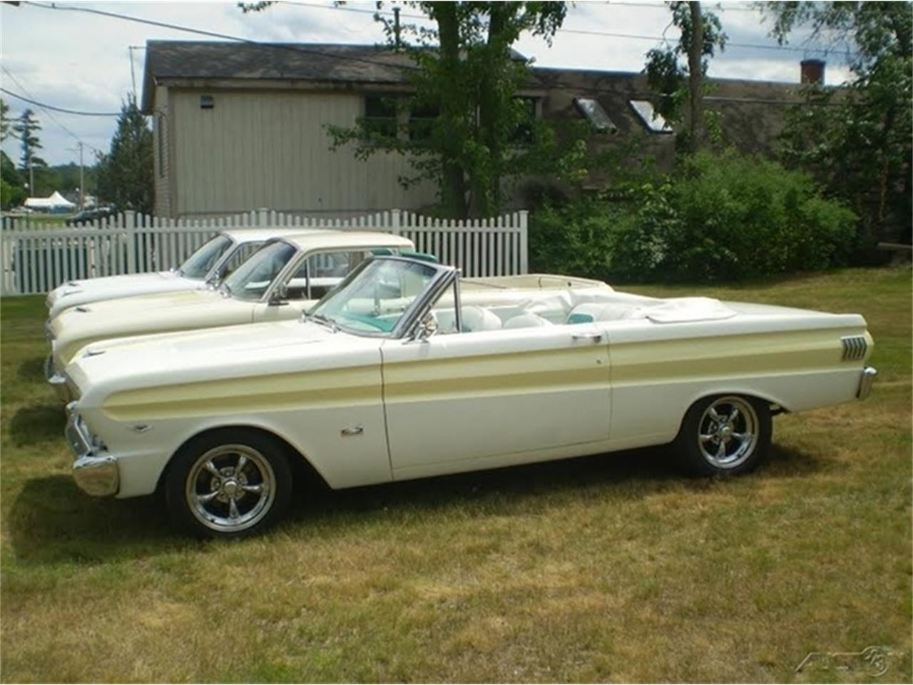 1964 Ford Falcon For Sale Cc 895607 Gas Tank Large Picture Of 64 J71z